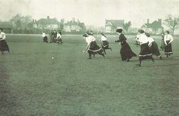 Nostalgia Postcard 1910 West Herts V Bishops Stortford Womens Hockey #SP17/2 - Vakbonden