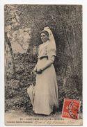 - FRANCE (79) - CPA Ayant Voyagé NIORT 1909 - COSTUMES DU PAYS - ECHIRE - Collection Galeries Parisiennes N° 72 - - France