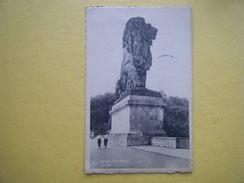JALHAY. Le Barrage De La Gileppe. Le Lion. - Jalhay