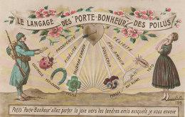 MILITARIA )) LE LANGAGE DES PORTE BONHEUR DES POILUS - Other