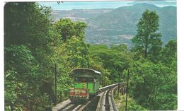 VIEW OF GEORGE TOWN FROM PENANG HILL - MALAYSIA - VIAGGIATA - (1020) - Malesia