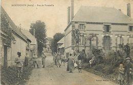 PIE 17-GAN-5716  : MONTGUEUX - France
