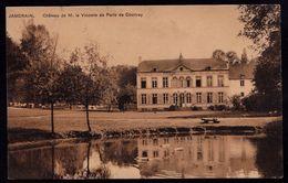 JANDRAIN CHATEAU DE M. LE VICOMTE DE PARTZ DE COURTRAY - Rare !! - Orp-Jauche