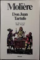 DON JUAN / TARTUFO   - Moliere    Clasicos Universales Planeta - Clásicos
