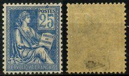 France N° 118 Neuf ** (MNH) Centrage PARFAIT - Signé Calves - Cote 1237 Euros - SUPERBE - France