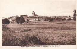 La Ferte Saint Aubin Vue Générale - La Ferte Saint Aubin