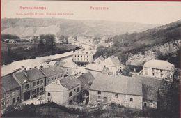 Remouchamps Panorama Edit. Cortin Dreze Bureau Des Grottes Aywaille Liege Luik (En Trés Bon Etat) - Aywaille