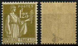 France N° 287 Neuf ** (MNH) Signé Calves - Cote 215 Euros - TB Qualité - Unused Stamps