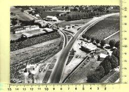 CPM, LES ARCS-SUR-ARGENS: Le Carrefour De La Nationale 7 ( Rare ) - Les Arcs