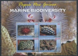 Papouasie Papua New Guinea 2008 Yvert 1207-1210 *** MNH Cote 12,15 Euro Faune Marine Life - Papouasie-Nouvelle-Guinée