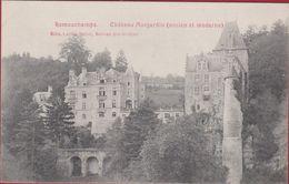 Remouchamps Château Monjardin Ancien Et Moderne Edit. Cortin Dreze Bureau Des Grottes Aywaille Liege (En Très Bon Etat) - Aywaille