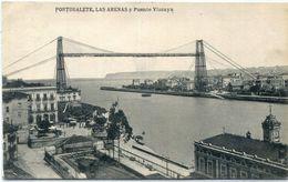 POSTAL    PORTUGALETE   Puente De Vizcaya  - 945 - Vizcaya (Bilbao)