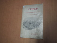 Ieper - Ypres / Guide Illustré Du Touriste - Books, Magazines, Comics