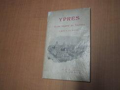 Ieper - Ypres / Guide Illustré Du Touriste - Boeken, Tijdschriften, Stripverhalen