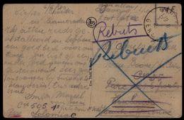 6 Juin 1940  Smits Marcel ( Cie 505 1er Peloton ) Caserné à Solomiac écrit Son Frère ( Cie 35 CRAB ) à Toulouse - REBUTS - Guerre 1939-45