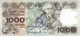 Portugal , 1000 Escudos . 6 Fevereiro 1992 , UNC . Neuf , FDC - Portugal