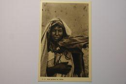 Cpa Une Berbere De L'Atlas - TON03 - Afrique