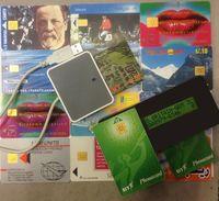 PHONECARD READER PROGRAM : Online USB Card Reader For Phonecard Testing   Pls. READ !! Test , Service, Rare , Chipcard - Albania