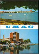 Croatia Umag 1972 / Katoro, Hotels, Bungalows, Depadanse - Croacia
