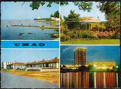 Croatia Umag 1971 / Grand Hotel Adriatic - Croatie