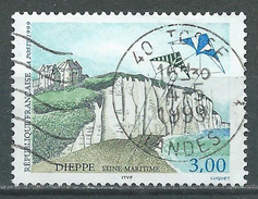 France YT N°3239 Dieppe Oblitéré ° - Gebraucht