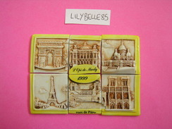 Série Complète De 6 Fèves Anciennes PERSO En Porcelaine - PUZZLE - L' EPI DE MARLY  1999 ( Feve ) - Regions