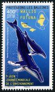 Wallis Et Futuna 2017 - Baleines, Journée De L'environnement - 1 Val Neufs // Mnh - Wallis En Futuna