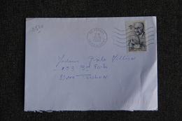 Enveloppe Timbrée Envoyée De VANVES à  TOULON( YT : 2520) - Marcophilie (Lettres)