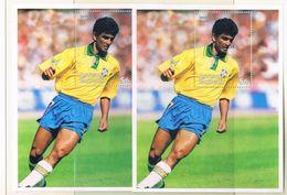 Soccer Football Antigua Barbuda + Barbuda Mail Bl 377 + Bl 297 1998 World Cup France MNH ** - World Cup
