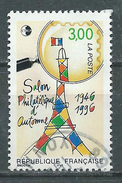 France YT N°3000 Salon Philatélique D'automne Oblitéré ° - Gebraucht