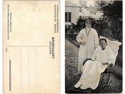 CPA Melaatsch Meisje Der Gerrdus Majella-Stichting . SURINAME (379880) - Suriname