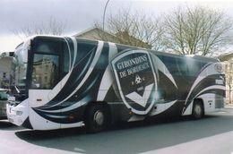 Le Bus Des Girondins De Bordeaux - Bus & Autocars
