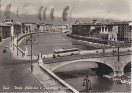 Pisa - Ponte Solferino E Lungoarno Pacinotti (animata) - Pisa