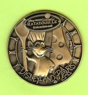 Pin's BD Disney Paris Ratatouille Remy - 10T26 - Disney