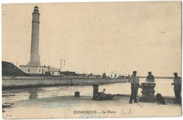 FRANCIA - France - 1918 - Deutsche Feldpost - 59 Nord - Dunkerque - Le Phare - Viaggiata Da 783 Per ???? - Dunkerque