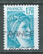 France YT N°1976 Sabine Oblitéré ° - Gebraucht