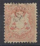Bayern 1870 18kr (o) Mi.27 Ya - Bavaria
