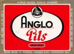 Brouwerij Anglo-Belge Zulte - Anglo Pils - Bière