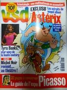 Revue VSD N° 998 (10 Au 16/10/96).  Scan Couverture Et Programme (Picasso) - Gente