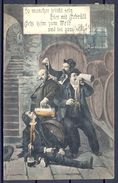 1908 AUSTRIA , CERVEZA , BREWERIANA , TARJETA POSTAL CIRCULADA - Postales