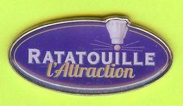 Pin's BD Disney Ratatouille L'Attraction - 10T27 - Disney