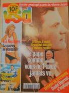Revue VSD N° 995 (19 Au 25/9/96).  Scan Couverture Et Programme () - People