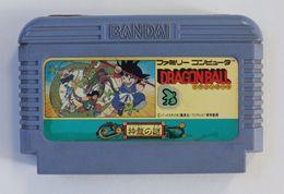 Famicom : Dragon Ball : Shen Long No Nazo BA-DRA - Electronic Games