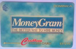 Dominica Phonecard 203CDMA Moneygram - Dominica