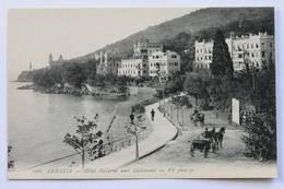 Hotel Bellevue Und Südstrand, Abbazia, Croatia - Croatia