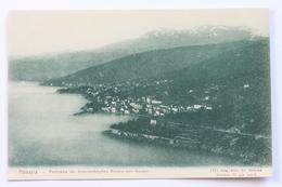 Panorama Der österreichischen Riviera Von Norden, Abbazia, Croatia - Croatia