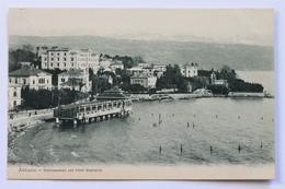 Slatinaseebad Und Hotel Stephanie, Abbazia, Croatia - Croatia