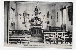BOIGNY - LA CHAPELLE DE L' ORPHELINAT - CPA NON VOYAGEE - France
