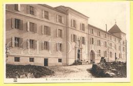 CPA 81 BRASSAC Couvent D´Oulias Facade Principale Carte Ancienne ( Avant Refection Du Mur D´enceinte ) - Brassac