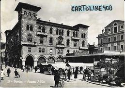 Veneto-treviso Citta' Piazza S.vito Bella Differente  Veduta Animatissima Mercato Banchi Negozi Persone Anni 50 - Treviso